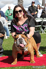 Bulldog Beauty Contest, Long Beach, Calif.